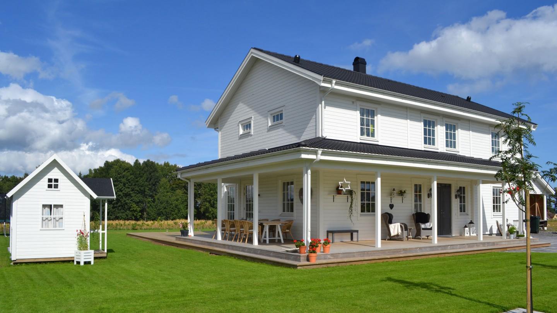 New England Hus R 246 Rvikshus