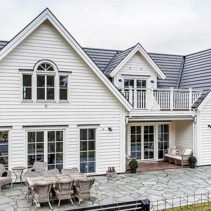 hus i new england stil