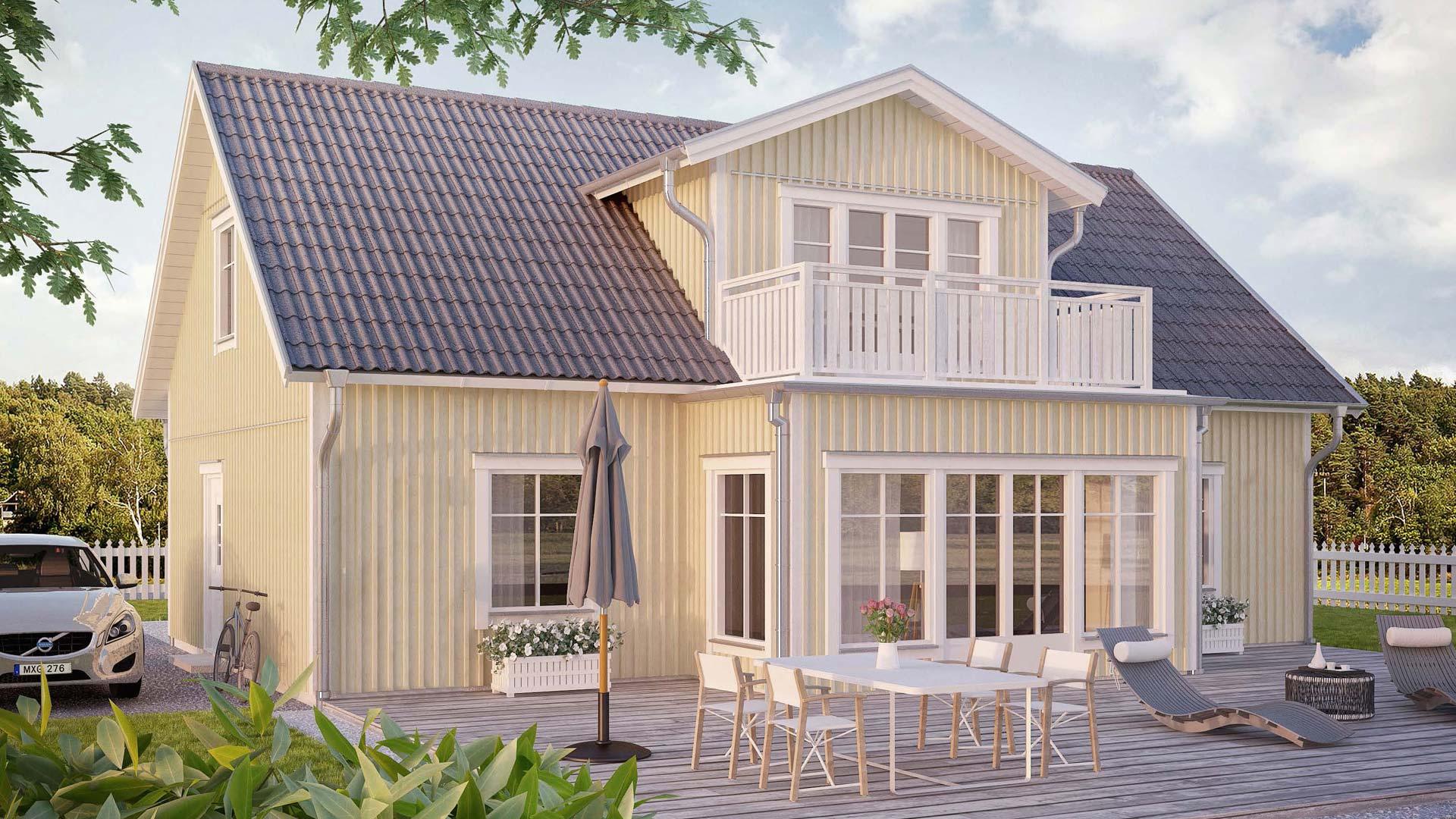 Linneryd-1 - Rrvikshus